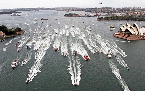 Sydney Festival: Ferrython